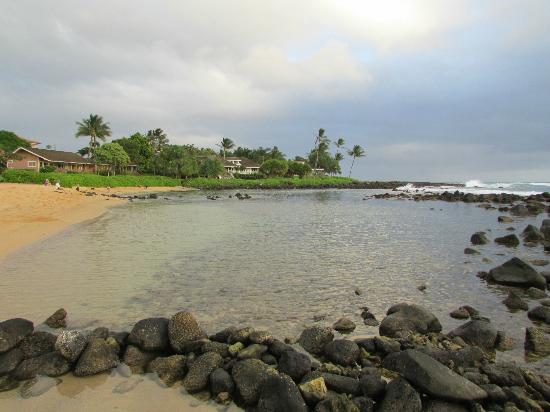 Kauai Cove Cottages: Nearby Baby Beach