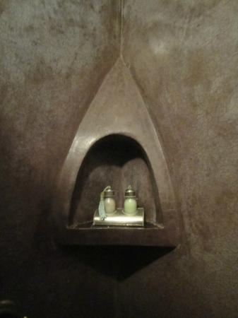 Riad Aya : douche chambre girofle