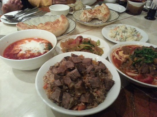 Where to Eat in Bishkek: The Best Restaurants and Bars