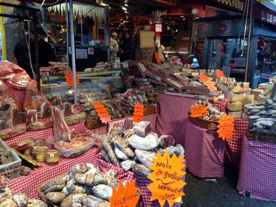 1dayinparis.com Private Tours : Markt Paris