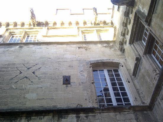 Musee Reattu: Grand Priory's courtyard