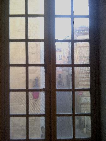 Musee Reattu: Window view