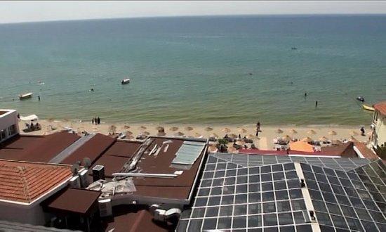 Blue World Hotel: вид из номера на Мраморное море