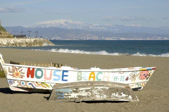 Playa La Carihuela