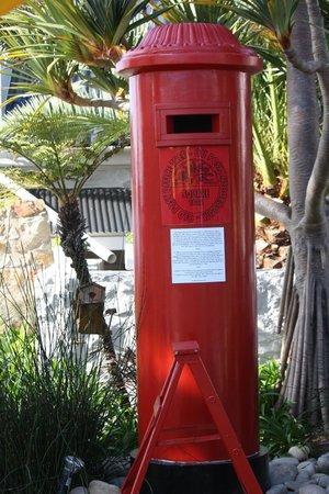 Bartolomeu Dias Museum Complex: Hier wurden früher Schuhe als Postkasten benutzt