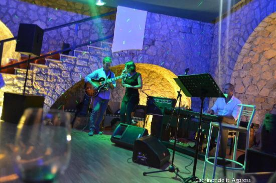 Hotel San Michele: il piano bar La Lanterna Verde Music Club