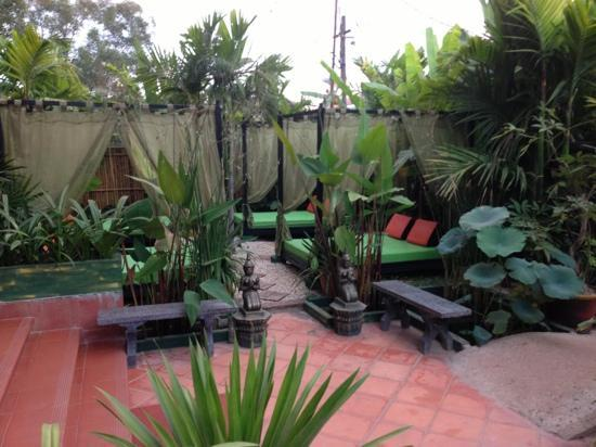 Boutique Cambo Hotel: relax