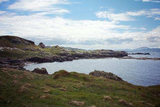 Malin Head: Northernmost coast of Ireland.