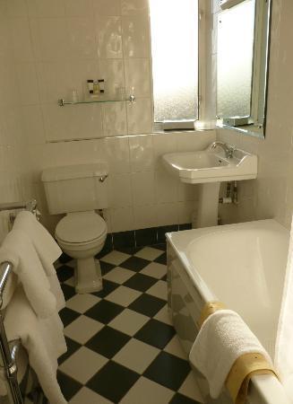 Gresham Hotel: La salle de bain