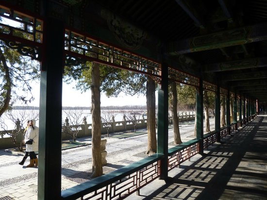 City Inn (Beijing Happy Valley): Summer Palace long walkway