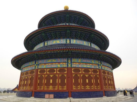 ‪سيتي إن بكين هابي فالي: Temple of Heaven