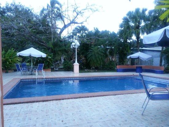 Las Tablas, Panama : Piscina