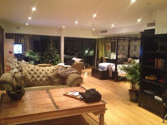 The Varsity Hotel & Spa: Penthouse