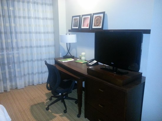 Courtyard by Marriott Mexico City Airport: desk