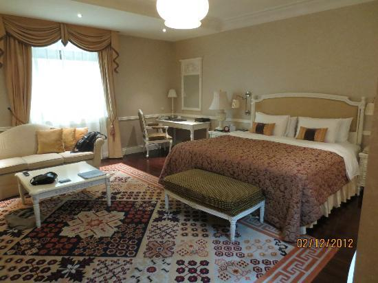 Beijing Hotel NUO: Room
