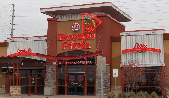 Boston Pizza Intl Photo