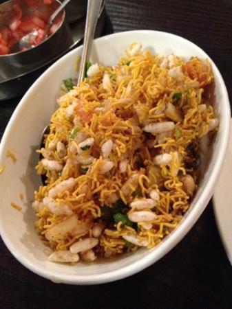 Punjab Tandoori Restaurant: Bhel puri