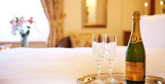 Filey Grange Guest House: Bedrooms