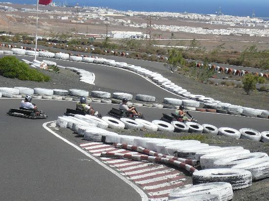Go Karting San Bartolome: Great track