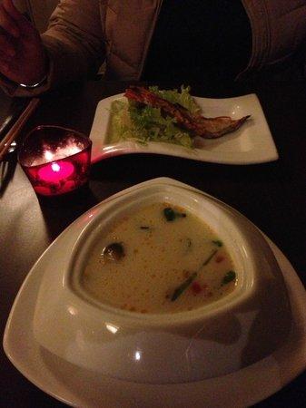 Mi Fusion : Soup always good