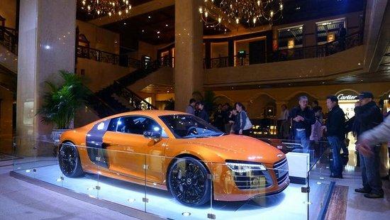 Grand Lapa Macau: Now that is a lobby
