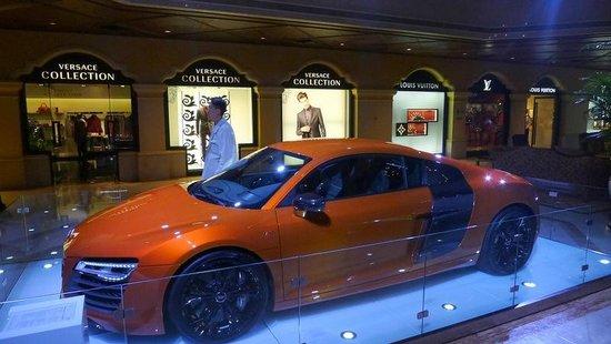 Grand Lapa Macau: Lobby - Nice!