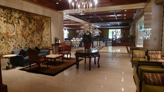 Grand Lapa Macau: Lobby at Grand Lapa