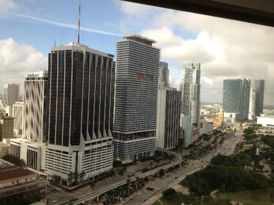 InterContinental Miami: View from the 30th Floor