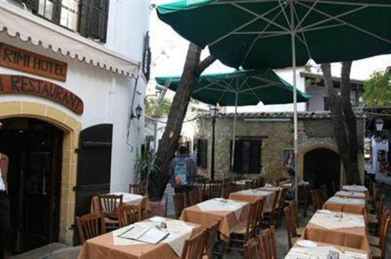 Rimi Hotel: Rimi Restaurant