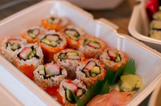 Dr Sushi