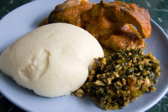 Nigerian Restaurant