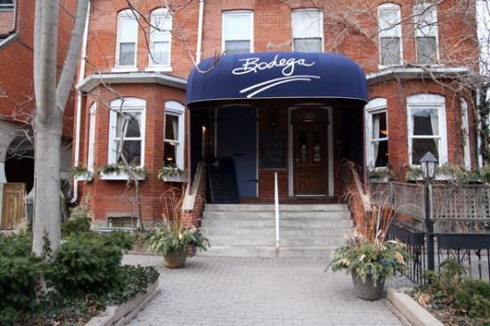 Bodega Cafe Restaurant