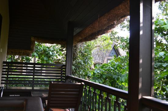 Club Mahindra Tusker Trails: Room Balcony