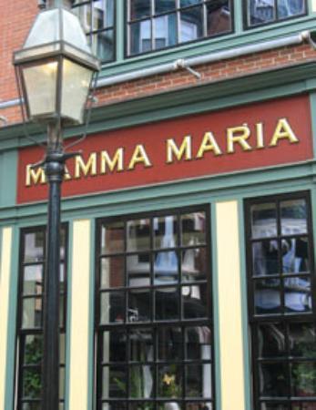 Mama Maria'S Grill
