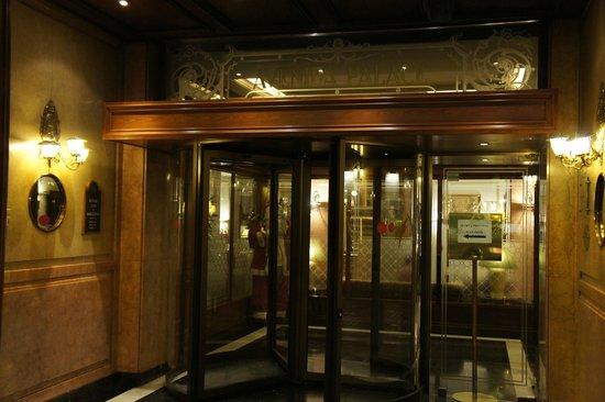 Hotel Avenida Palace: Hotel