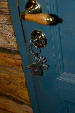 Buustamons Fjallgard: Room key