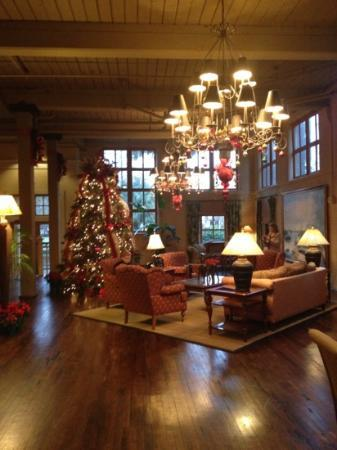 Hampton Inn & Suites New Orleans Convention Center: Merry Christmas.