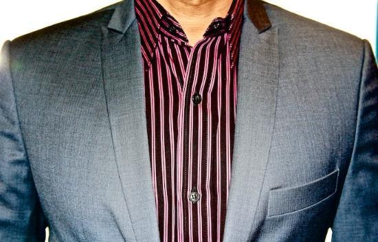 Magnifique Tailor: 2 inch Peak Lapel