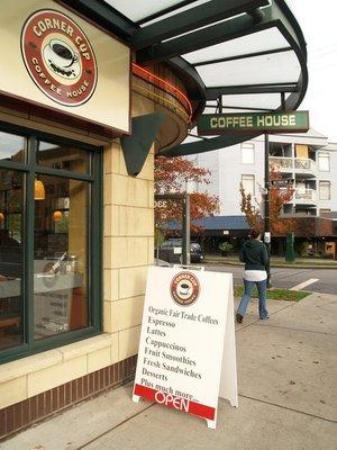 Corner Cup Coffee House