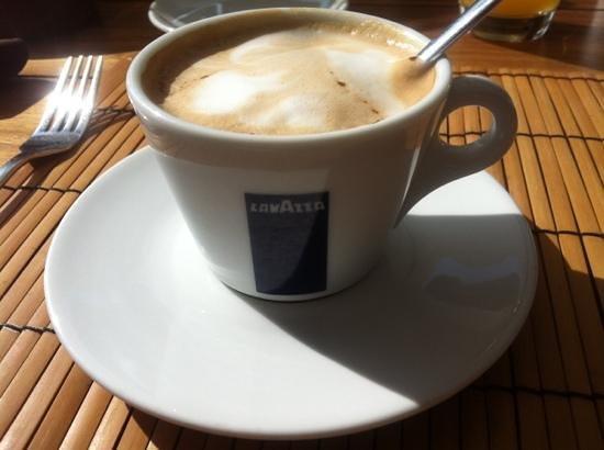 Mia Resort Mui Ne: dejlig kaffe