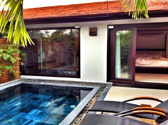 Fusion Maia Da Nang: Private pool villa = bliss!