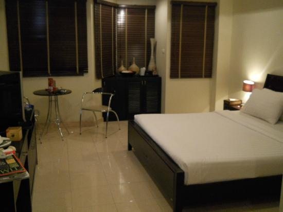 "Copa Hotel Pattaya: ""Executive"" room"
