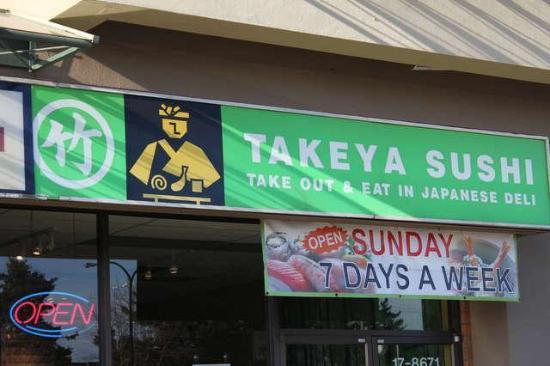 Takeya Sushi Japanese Restaurant