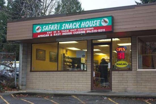 Safari Snack House & Grill Photo