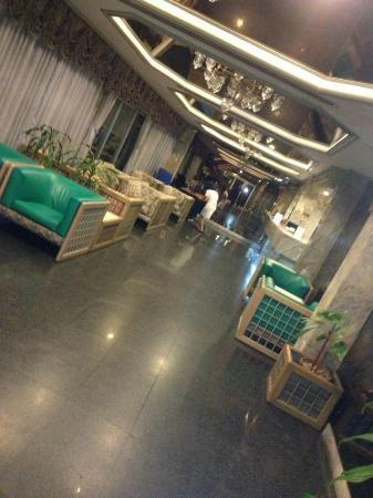 Honey Hotel : the lobby