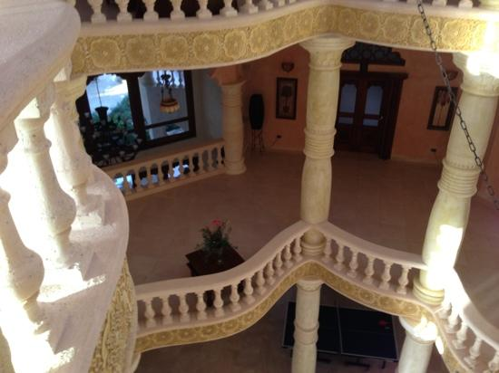 The Palace at Playa Grande: view from third floor