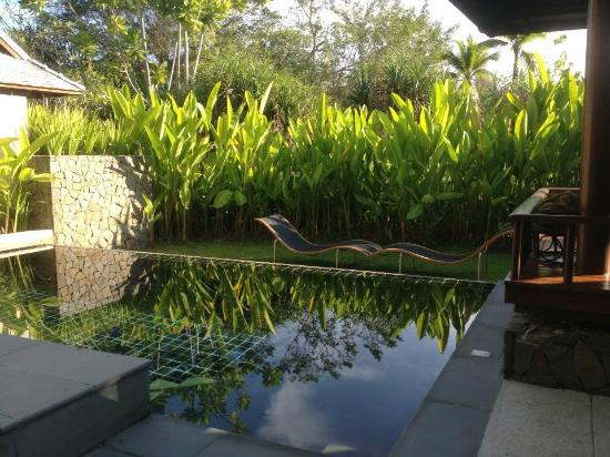 The Sarojin: our pool villa - private and hidden
