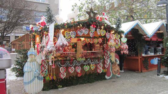 Altstadt Spandau: Süßigkeiten