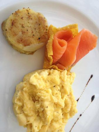 The Sarojin: all day breakfast - endless combinations
