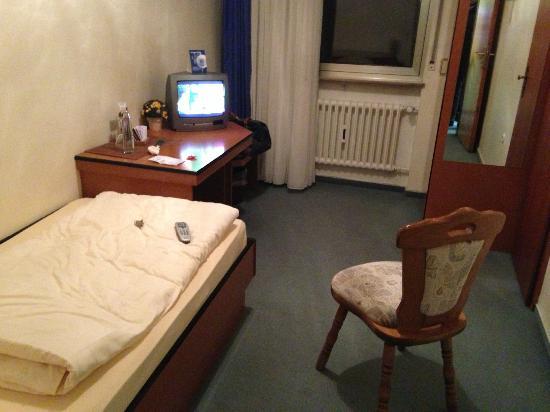 Hotel Kaiserhof: camera singola 49